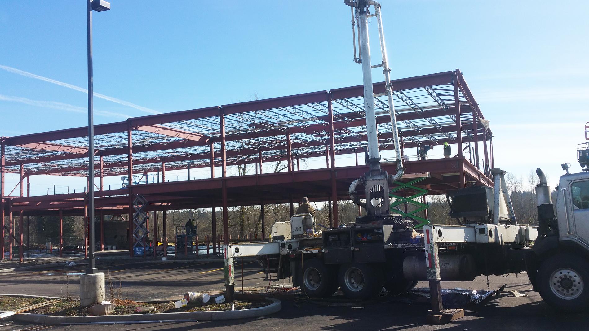 Commercial Concrete Clackamas County | Concrete Contractor